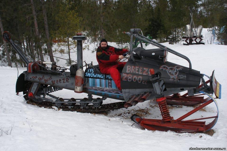 Гусеницы для снегоход 167